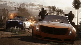 Battlefield: Hardline Deluxe Edition screen shot 11