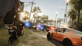 Battlefield: Hardline Deluxe Edition screen shot 5