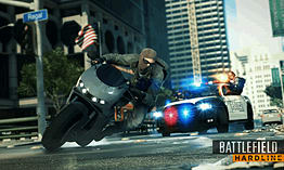 Battlefield: Hardline Deluxe Edition - Only at GAME screen shot 1