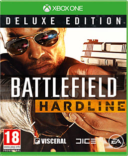 Battlefield: Hardline Deluxe Edition - Only at GAME Xbox One Cover Art