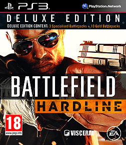 Battlefield: Hardline Deluxe Edition - Only at GAME PlayStation 3