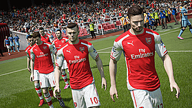 FIFA 15 screen shot 7