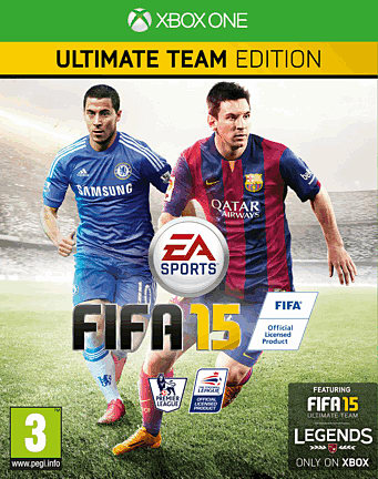 FIFA 15 new at GAME.co.uk