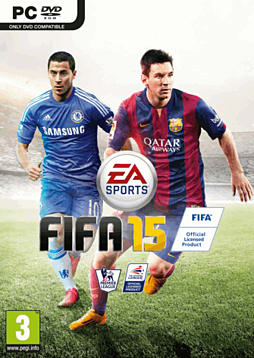 FIFA 15 PC Games Cover Art