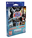 PlayStation Vita Action MEGA Pack with 8GB Memory Card Accessories