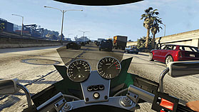 Grand Theft Auto V screen shot 10