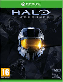 Halo: The Master Chief Collection with Halo 5: Guardians beta access Xbox One Cover Art