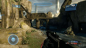 Halo: The Master Chief Collection with Halo 5: Guardians beta access screen shot 12