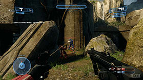 Halo: The Master Chief Collection with Halo 5: Guardians beta access screen shot 14