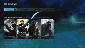 Halo: The Master Chief Collection with Halo 5: Guardians beta access screen shot 6