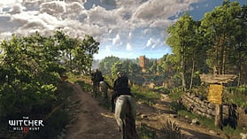 The Witcher 3: The Wild Hunt - Collector's Edition screen shot 1