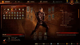 The Witcher: The Wild Hunt - Collector's Edition screen shot 3
