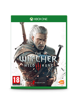 The Witcher: The Wild Hunt - Collector's Edition Xbox One Cover Art