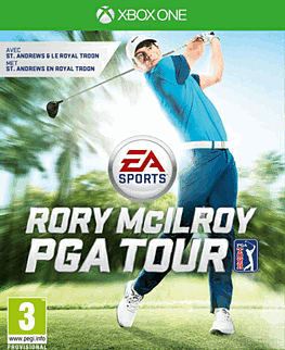 XONE EA SPORTS RORY MCI PGA TR Xbox One Cover Art