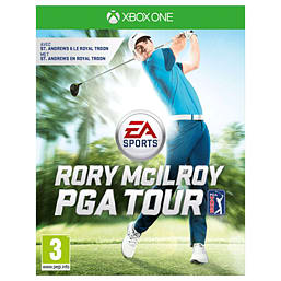EA SPORTS Rory McIlroy PGA Tour Xbox One Cover Art
