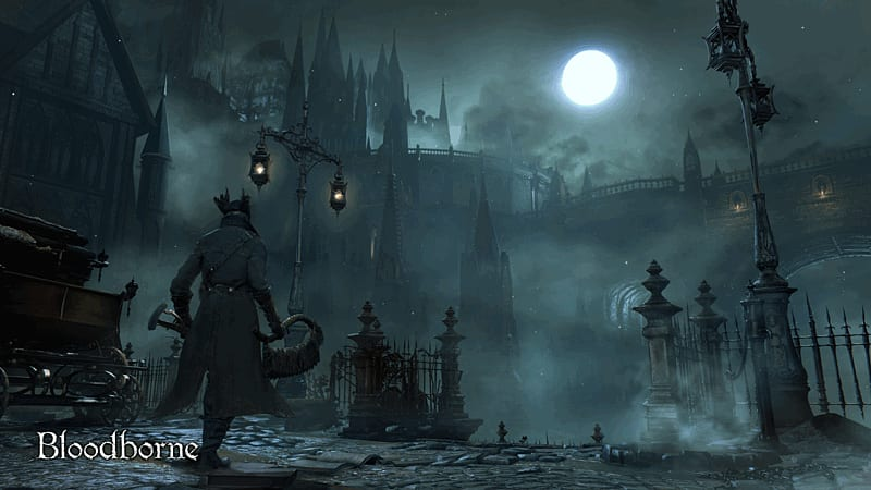 Bloodborne Screenshots