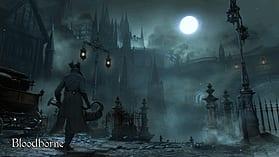Bloodborne screen shot 2