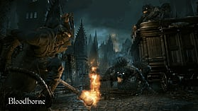 Bloodborne screen shot 3