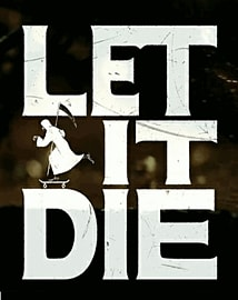 Let it Die PlayStation 4 Cover Art