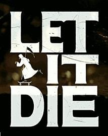 Let it Die PlayStation 4 Cover Art