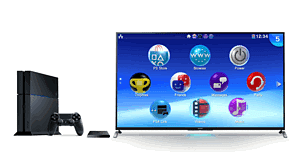 PlayStation TV screen shot 2