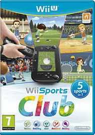 Wii Sports Club Wii U Cover Art
