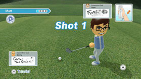 Wii Sports Club screen shot 5