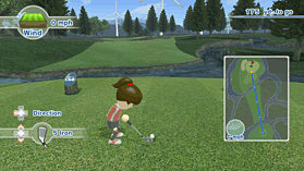 Wii Sports Club screen shot 7
