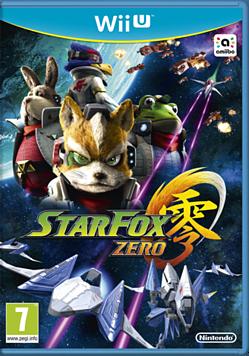 Starfox Zero Wii U