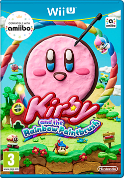 Kirby & the Rainbow Paintbrush Wii U