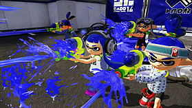 Splatoon screen shot 1