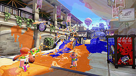 Splatoon screen shot 7