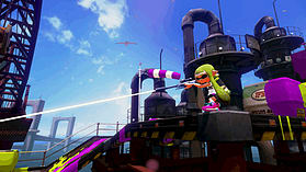 Splatoon screen shot 9