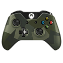 Xbox One Special Edition Camouflage Wireless Controller Accessories