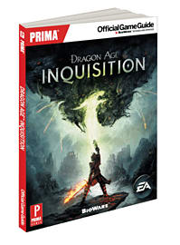 Dragon Age: Inquisition Official Prima Game Guide Strategy Guides and Books