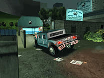 Grand Theft Auto III screen shot 2