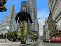 Grand Theft Auto III screen shot 9