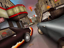 Grand Theft Auto III screen shot 4