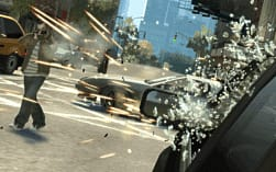 Grand Theft Auto IV screen shot 1
