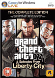 Grand Theft Auto IV: The Complete Edition PC Games