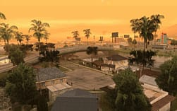Grand Theft Auto: San Andreas screen shot 4