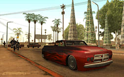 Grand Theft Auto: San Andreas screen shot 5