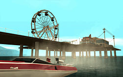 Grand Theft Auto: San Andreas screen shot 6