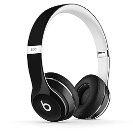 Beats Solo2 Headphones - Black Electronics