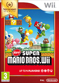 Nintendo Selects: New Super Mario Bros Wii