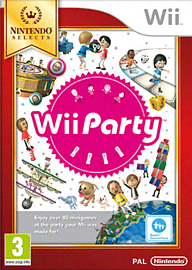 Nintendo Selects: Wii Party Wii