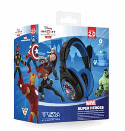 Turtle Beach Disney Infinity Marvel Headset for PS4, Xbox 360, Wii U, PC & Mac Accessories