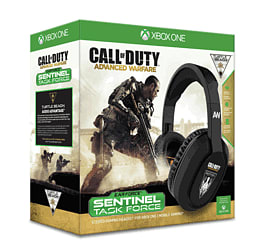 Call Of Duty: Advanced Warfare Sentinel TaskForce Headset For Xbox One Accessories