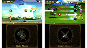 Theatrhythm Final Fantasy: Curtain Call screen shot 4