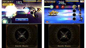 Theatrhythm Final Fantasy: Curtain Call screen shot 5